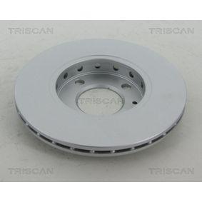 TRISCAN Bremsscheibe 6N0615301F für VW, AUDI, SKODA, SEAT bestellen