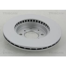 TRISCAN Спирачен диск 45251SK7A00 за HONDA, LAND ROVER, ROVER, MG, ACURA купете