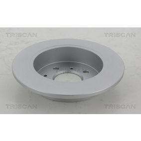 Датчик, външна температура 8120 40117C TRISCAN
