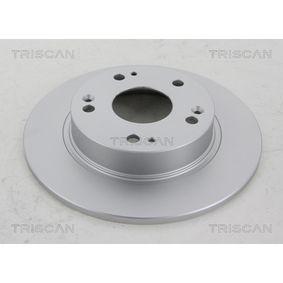TRISCAN szíjtárcsa csavar 8120 40154C mert HONDA CIVIC 2.2 CTDi (FK3) 140 LE vesz