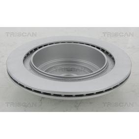 TRISCAN Bremsscheibe 26700AE080 für SUBARU bestellen