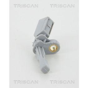 Sensor, Raddrehzahl TRISCAN Art.No - 8180 29350 OEM: 1K0927807A für VW, AUDI, SKODA, SEAT kaufen