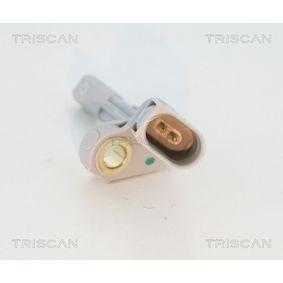 TRISCAN Sensor, Raddrehzahl 1K0927807A für VW, AUDI, SKODA, SEAT bestellen