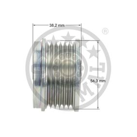 77362558 für FORD, FIAT, PEUGEOT, CITROЁN, MINI, Generatorfreilauf OPTIMAL (F5-1046) Online-Shop