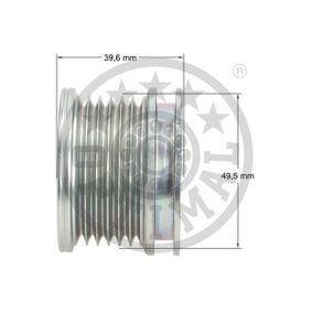 03G903119B für VW, AUDI, SKODA, SEAT, PORSCHE, Generatorfreilauf OPTIMAL (F5-1085) Online-Shop