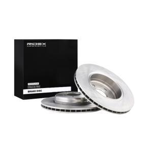 34216763827 für OPEL, BMW, Bremsscheibe RIDEX (82B0529) Online-Shop