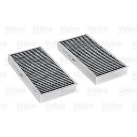 VALEO Filter, Innenraumluft 64116823725 für BMW, MINI bestellen