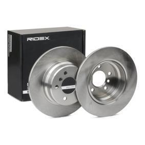 X5 (E53) RIDEX Bremsscheiben 82B0444