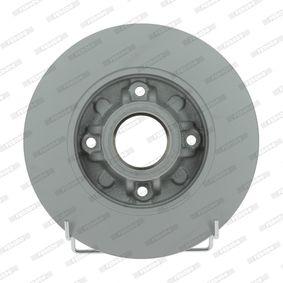 FERODO Bremsscheibe (DDF1696C-1) niedriger Preis