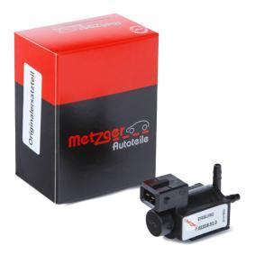 Ventil, AGR-Abgassteuerung METZGER Art.No - 0892122 OEM: 11741742712 für BMW, MINI kaufen
