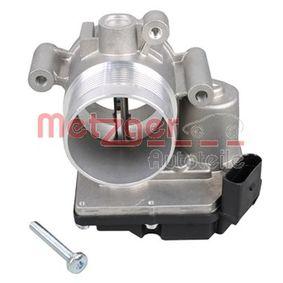 Steuerklappe, Luftversorgung METZGER Art.No - 0892145 OEM: 03L128063R für VW, AUDI, SKODA, SEAT kaufen