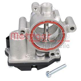 METZGER Steuerklappe, Luftversorgung 03L128063R für VW, AUDI, SKODA, SEAT bestellen