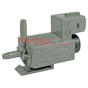 Valve, secondary ventilation METZGER Art.No - 0892203 OEM: 99660512301 for PORSCHE buy