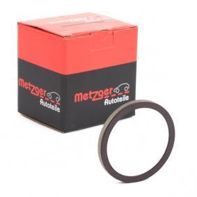 Golf V Хечбек (1K1) METZGER Сензорен пръстен, abs 0900179