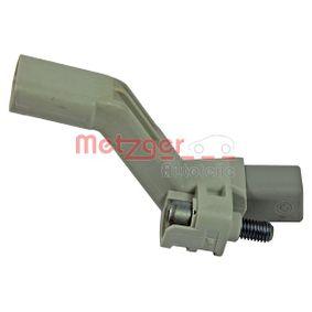 METZGER Motorelektrik 0902312