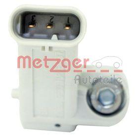 Motorelektrik 0902312 METZGER