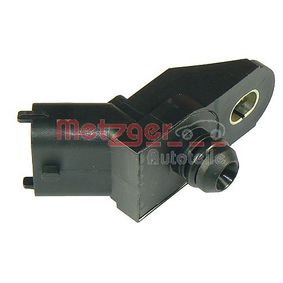 METZGER Sensor, insugstryck 46468682 för FIAT, ALFA ROMEO, LANCIA, MASERATI, ABARTH köp