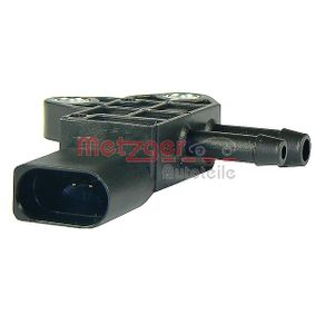 Сензор, налягане изпускателен колектор 0906214 METZGER