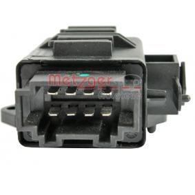 METZGER Управляващ блок подгряване на седалките 0916266