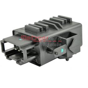Управляващ блок, подгряване на седалките 0916266 METZGER