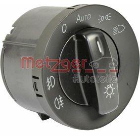 METZGER Ключ, главни светлини 0916312