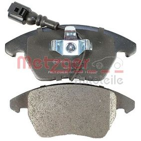METZGER Bremsbelagsatz, Scheibenbremse 3C0698151A für VW, AUDI, SKODA, SEAT, PORSCHE bestellen