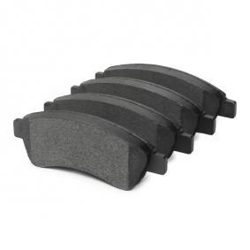 425330 for PEUGEOT, CITROЁN, VOLVO, DS, PIAGGIO, Brake Pad Set, disc brake METZGER (1170026) Online Shop