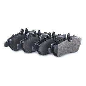 A0044206920 für VW, MERCEDES-BENZ, Bremsbelagsatz, Scheibenbremse METZGER (1170037) Online-Shop