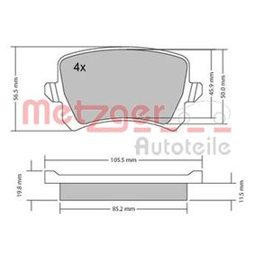 METZGER 1170116 Online-Shop