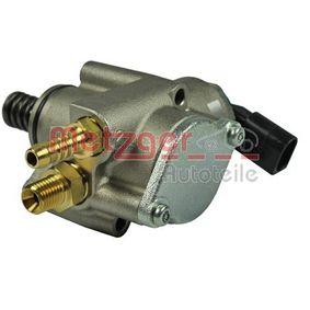 Buy High pressure fuel pump for AUDI A3 Hatchback (8P) 1 6