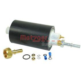 METZGER Benzinpumpe 2250155