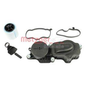 Ventil, Kurbelgehäuseentlüftung METZGER Art.No - 2385015 OEM: 11127793164 für BMW kaufen