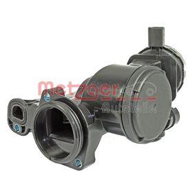 METZGER Ventil, Kurbelgehäuseentlüftung 036103464AH für VW, AUDI, SKODA, SEAT bestellen