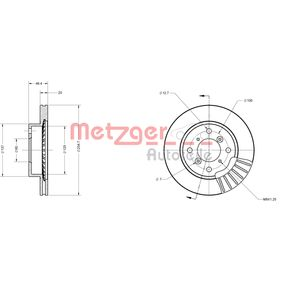 METZGER Regulador/Interruptor de presión 6110332 para SUZUKI BALENO 1.6 i 16V 4x4 98 CV comprar