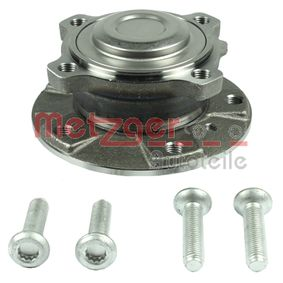 Radlagersatz METZGER Art.No - WM 6711 OEM: 31216765157 für BMW, MINI kaufen