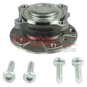 METZGER Radlagersatz 31216765157 für BMW, MINI bestellen