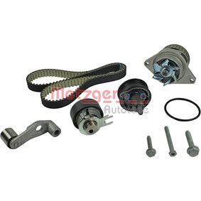 METZGER Wasserpumpe + Zahnriemensatz 036109181A für VW, AUDI, SKODA, SEAT, PORSCHE bestellen