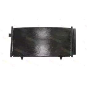 Kondensator, Klimaanlage THERMOTEC Art.No - KTT110431 OEM: 73210SC000 für VOLVO, SUBARU, ARO, BEDFORD kaufen