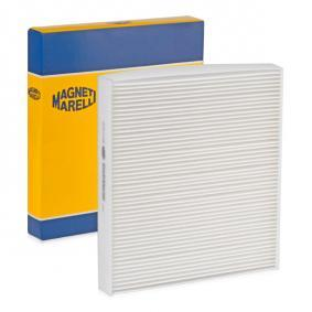 MAGNETI MARELLI Pollenfilter 350203066310