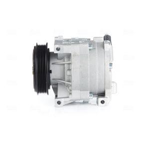 PUNTO (188) NISSENS Ac compressor 890187