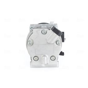 NISSENS Air conditioner compressor 890187