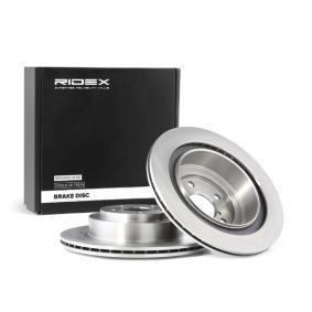 26700AE080 für SUBARU, Bremsscheibe RIDEX (82B0340) Online-Shop