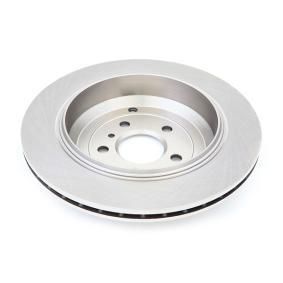 RIDEX 82B0575 Спирачен диск OEM - A1644231312 MERCEDES-BENZ, DAIMLER, BREMBO евтино