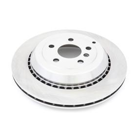 RIDEX Комплект спирачни дискове (82B0575)