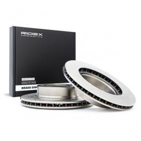 98635140105 für VW, PORSCHE, LANCIA, Bremsscheibe RIDEX (82B0798) Online-Shop