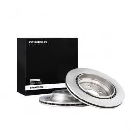 A220423021264 für MERCEDES-BENZ, DAIMLER, Bremsscheibe RIDEX (82B0638) Online-Shop
