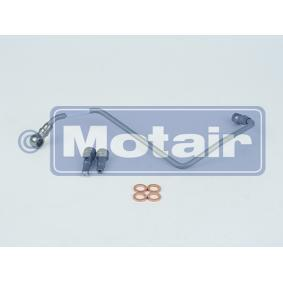 Turbocompresor, sobrealimentación MOTAIR Art.No - 660002 OEM: 9657603780 para FORD, CITROЁN, PEUGEOT, FIAT, ALFA ROMEO obtener