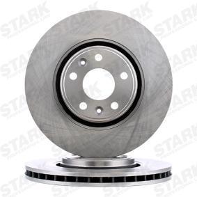 402064155R für RENAULT, NISSAN, RENAULT TRUCKS, Bremsscheibe STARK (SKBD-0023219) Online-Shop
