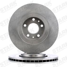 STARK SKBD-0023219 Bremsscheibe OEM - 402064155R NISSAN, RENAULT, RENAULT TRUCKS günstig