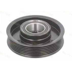 THERMOTEC Магнитен съединител, компресор на климатизатора KTT040183